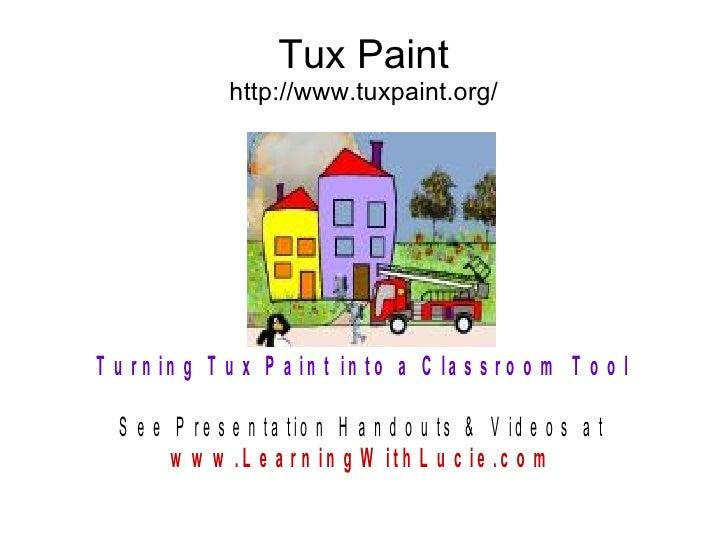 Tux Paint http://www.tuxpaint.org/