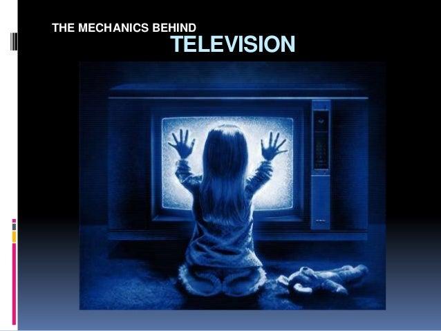 How a TV works (basic)