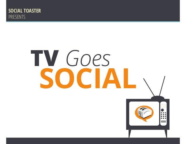tv goes social