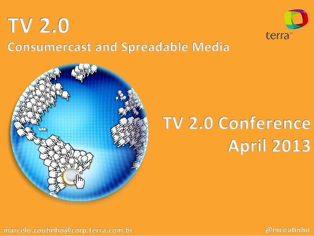 Consumercast: the age of media spreadable around consumer needs