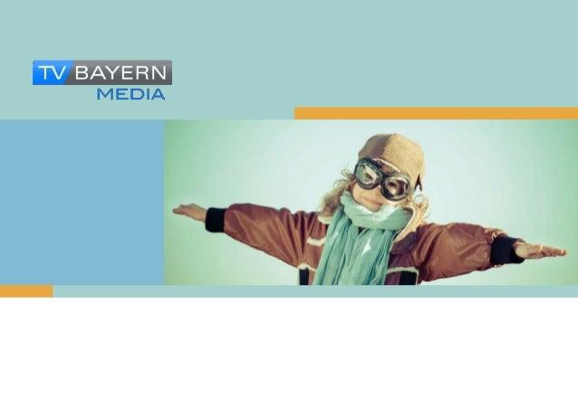 Die flächendeckende Verbreitung über Kabel und Satellit garantiert den Empfang der regionalen TV Sender in ganz Bayern.
