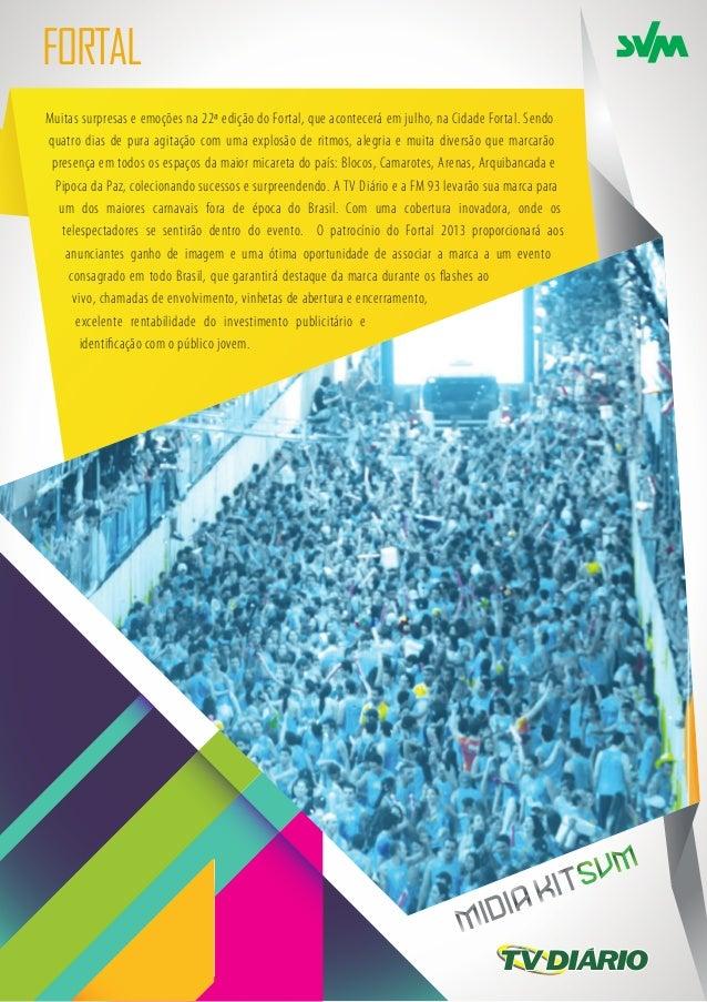 FORTALMuitas surpresas e emoções na 22ª edição do Fortal, que acontecerá em julho, na Cidade Fortal. Sendoquatro dias de p...