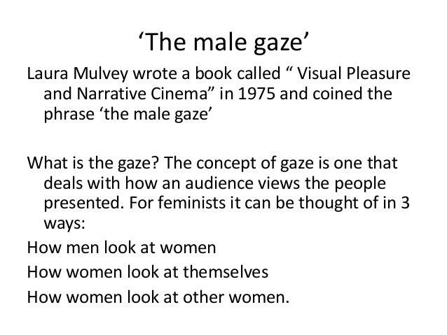 laura mulvey camera male gaze pdf