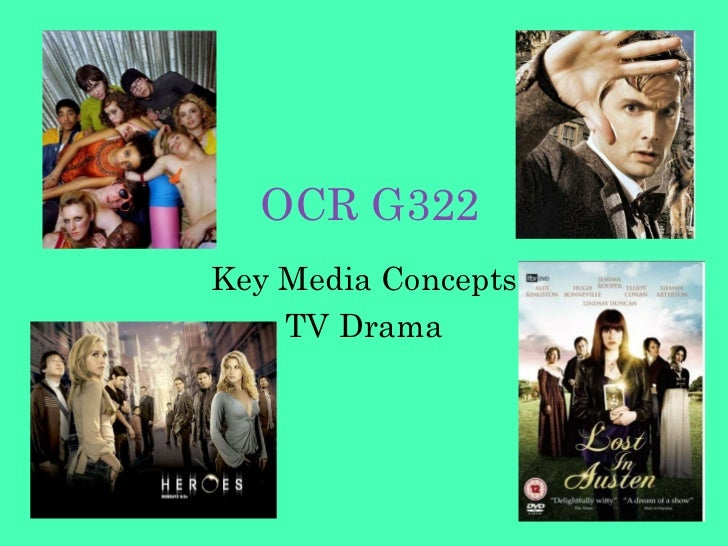 Introduction to TV Drama