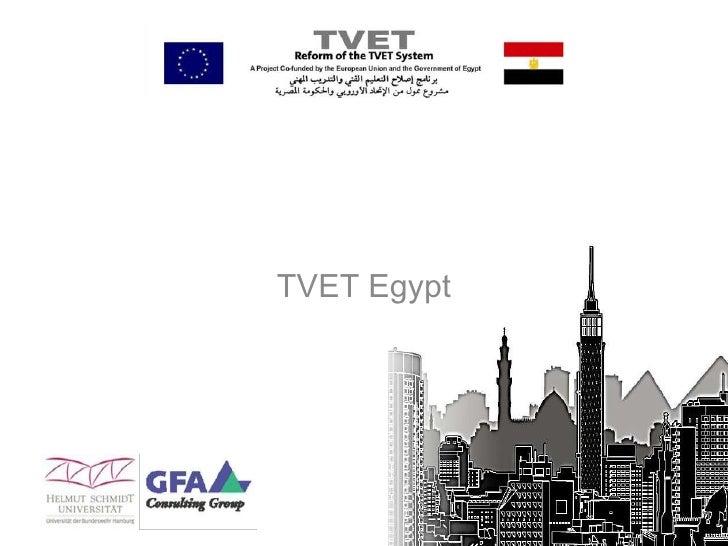 TVET Egypt