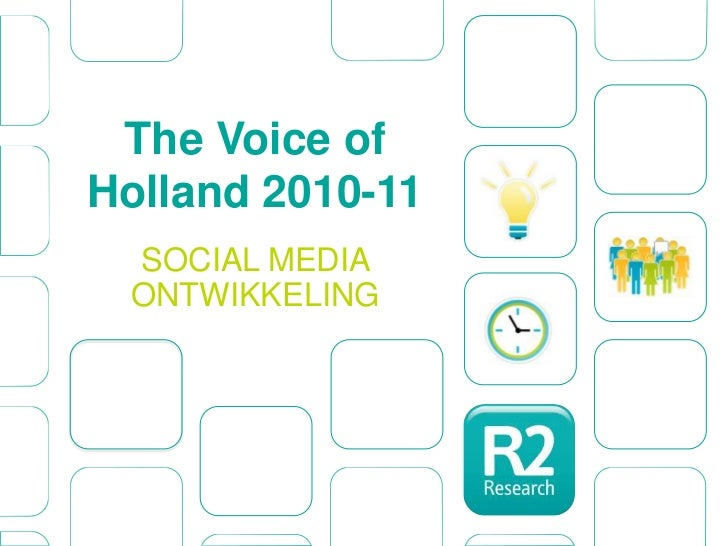 the voice of holland social media impact