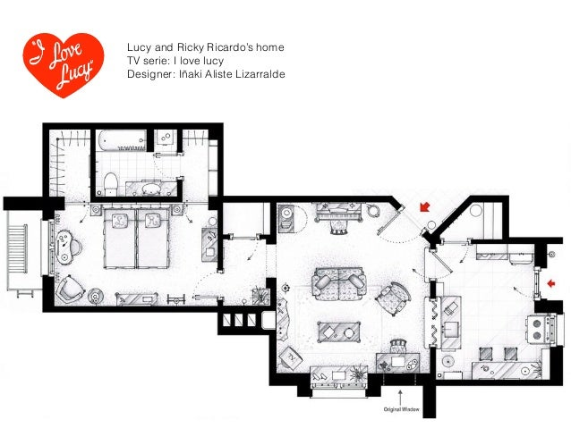 Tv 39 S Most Famus Floor Plans