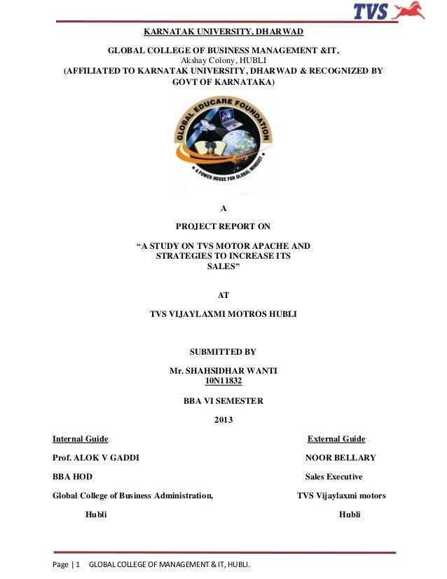 KARNATAK UNIVERSITY, DHARWAD            GLOBAL COLLEGE OF BUSINESS MANAGEMENT &IT,                         Akshay Colony, ...