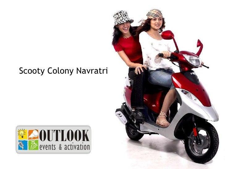 Scooty Colony Navratri