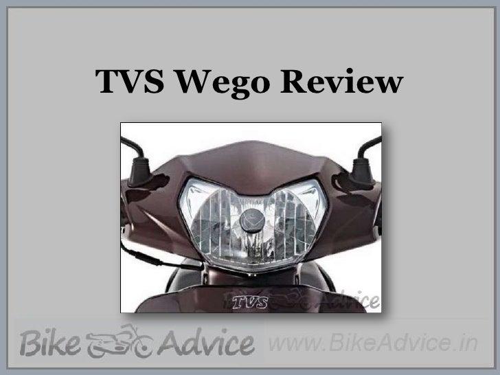 TVS WegoReview<br />