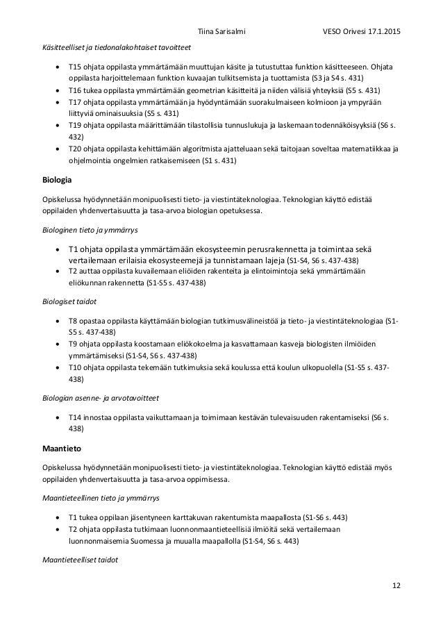 ops 2016 perusteet Hameenlinna