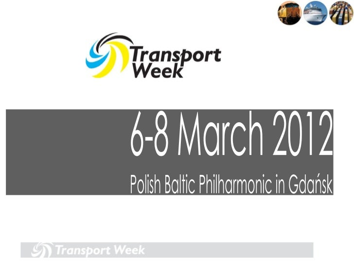 6-8 March 2012 Polish Baltic Philharmonic in Gdańsk