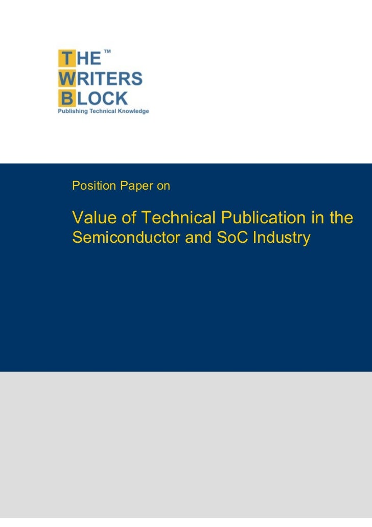 Twb position paper_so_c_semiconductor_industry