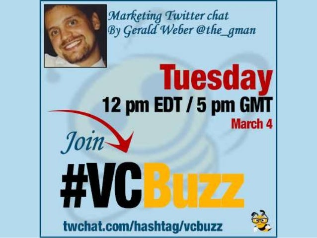 #VCBuzz Chat with ViralContentBuzz Co-Founder Gerald Weber