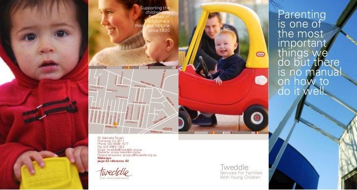 Tweddle general information brochure