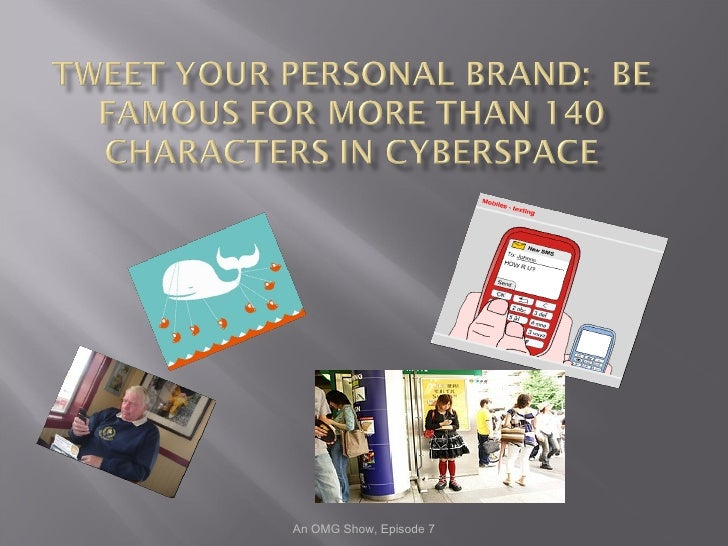 Tweet Your Personal Brand