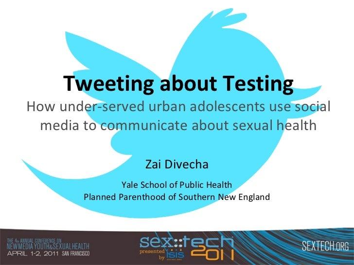 Tweeting About Testing - Zai Divecha