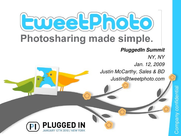 TweetPhoto - PluggedIn NYC011210