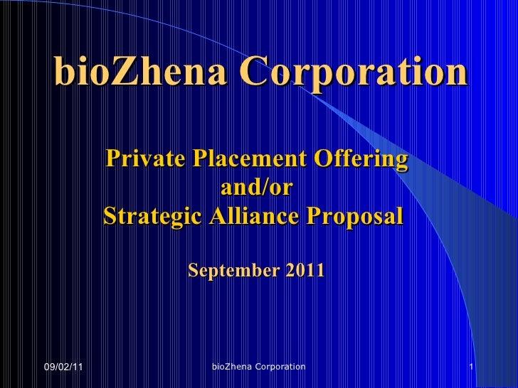 Tweetroducing bioZhena In 8 Slides