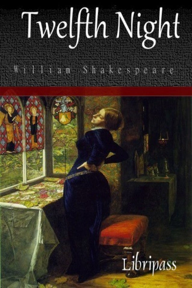personal response twelfth night Essays and criticism on william shakespeare's twelfth night - critical essays.