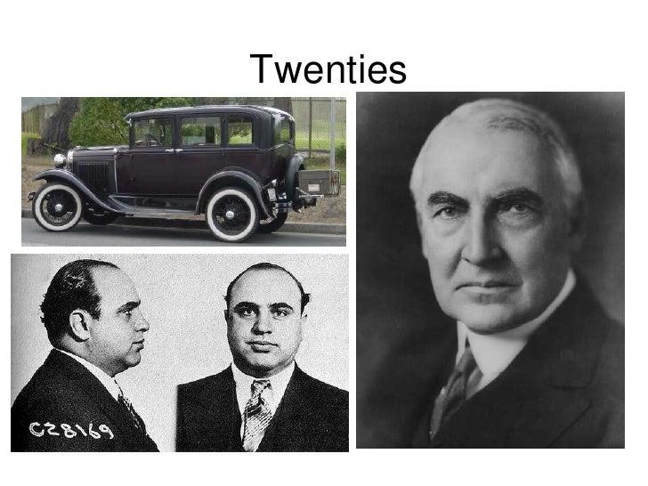 Twenties<br />
