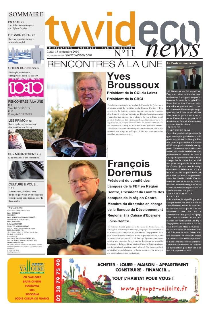 Twideco News N°11