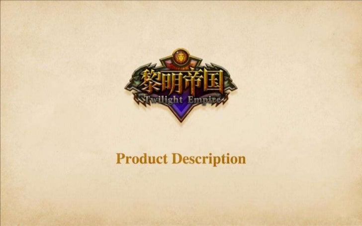 Twilight Empire (HTML5 Game)