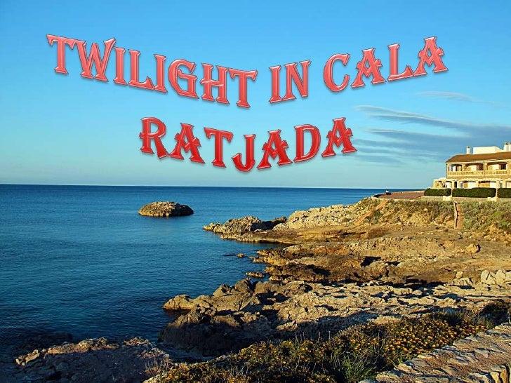 Twilight in Cala Ratjada ( Mallorca )