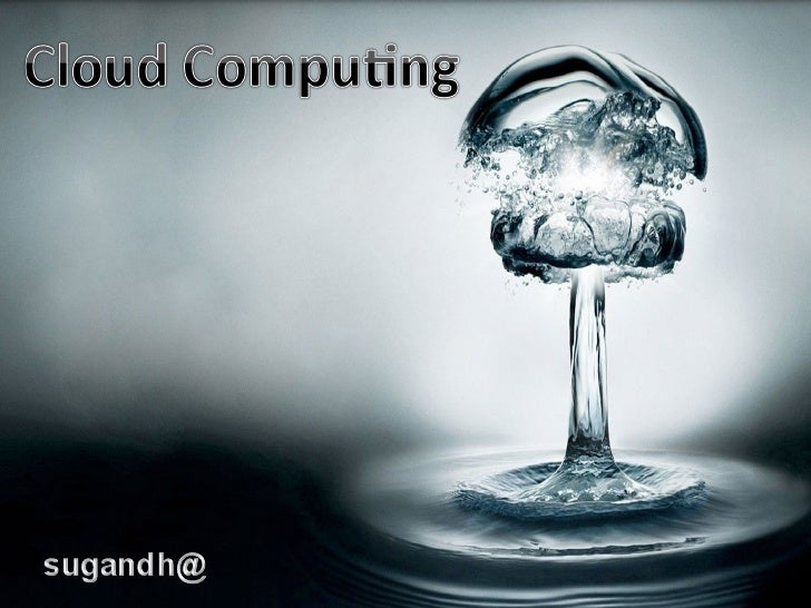 Introduction to Cloud Computing (Workshop)