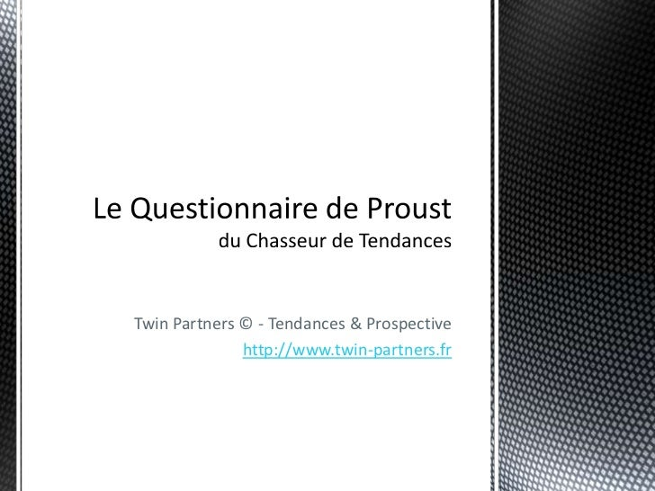 Twin Partners © - Tendances & Prospective              http://www.twin-partners.fr