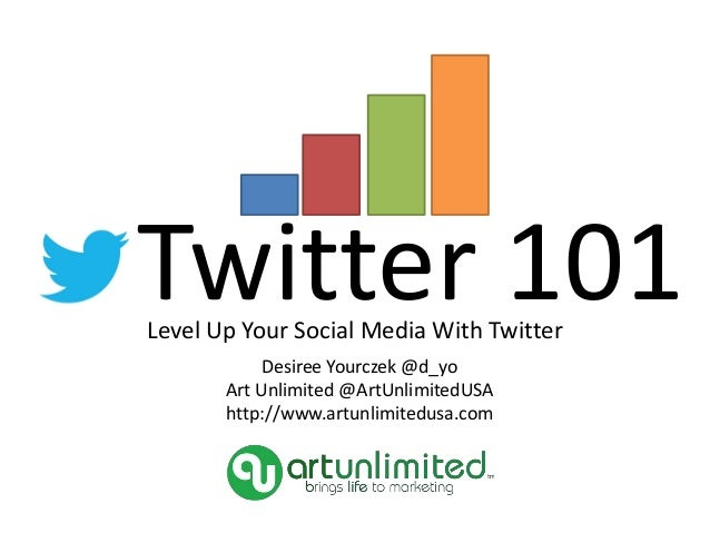 Level Up Your Social Media With Twitter