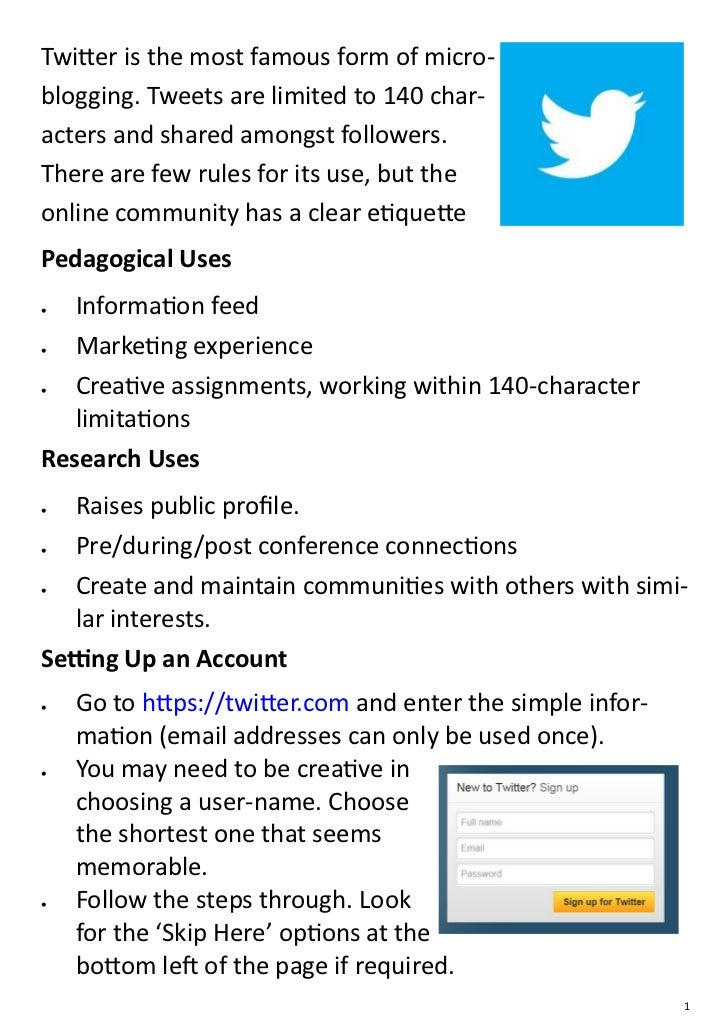 Twitter is the most famous form of micro-blogging. Tweets are limited to 140 char-acters and shared amongst followers.Ther...