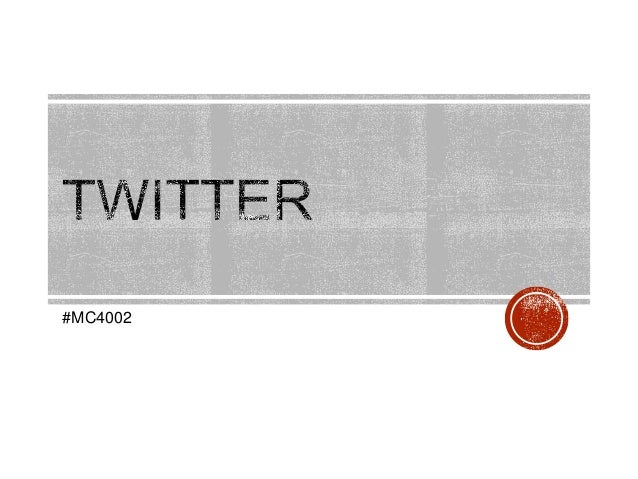 #Manship4002 Twitter Best Practices - Lecture 4