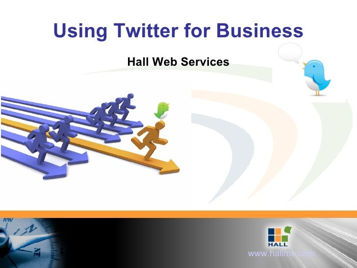 Twitter for Business - Intermediate/Advanced
