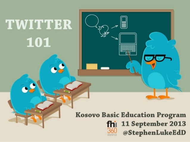 Twitter 101: An Essential Tool for Professional Development