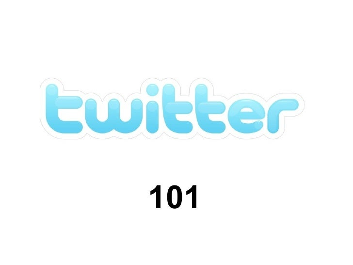 Twitter 101 for Marketers
