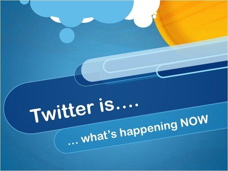 Twitter 101 realtors