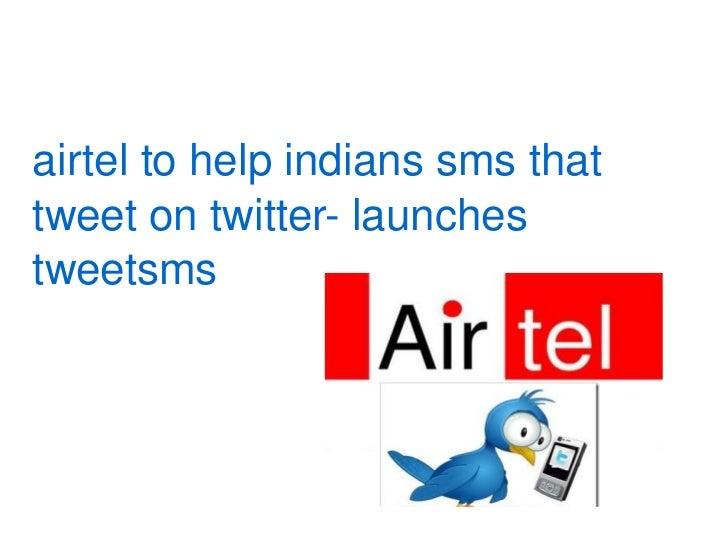 Twitter vs Airtel