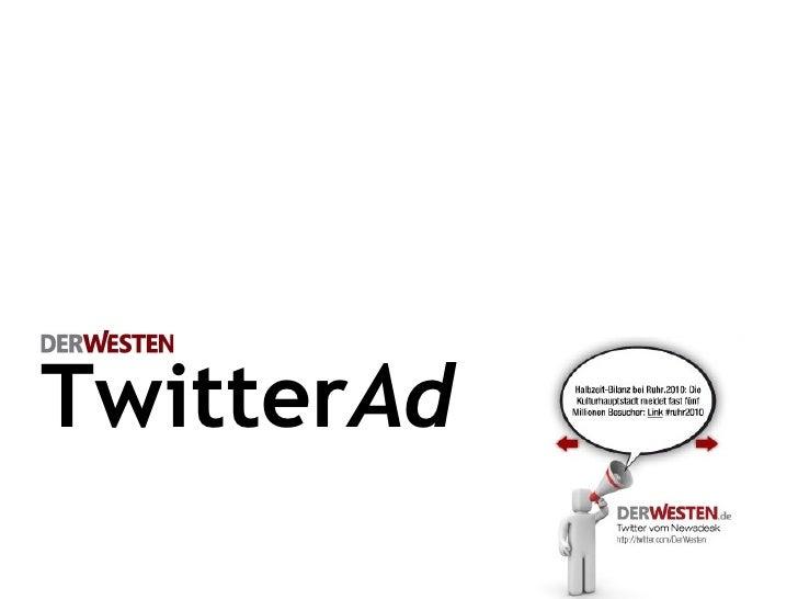 Twitter Ad