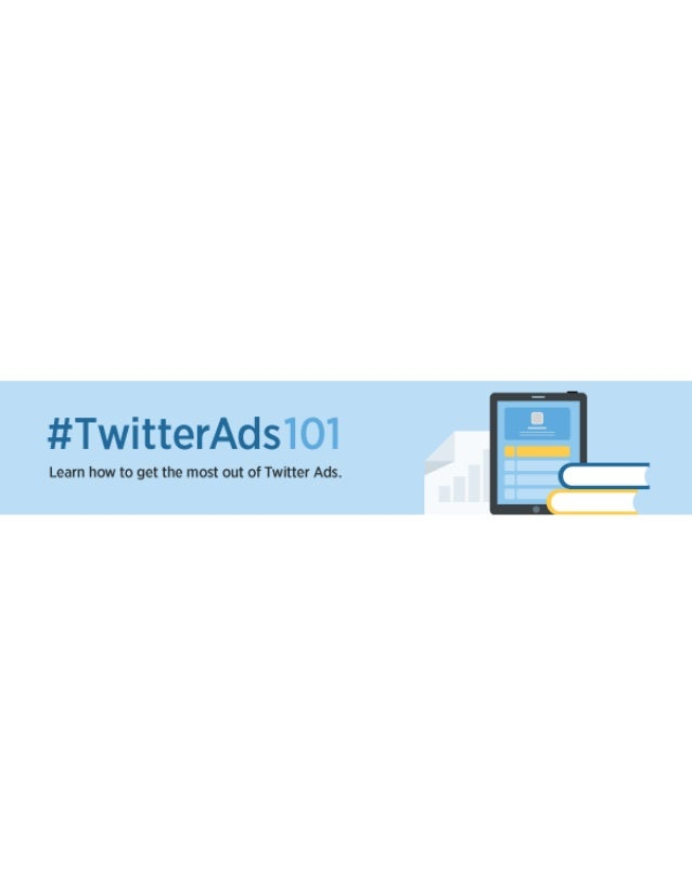 Twitter ads101