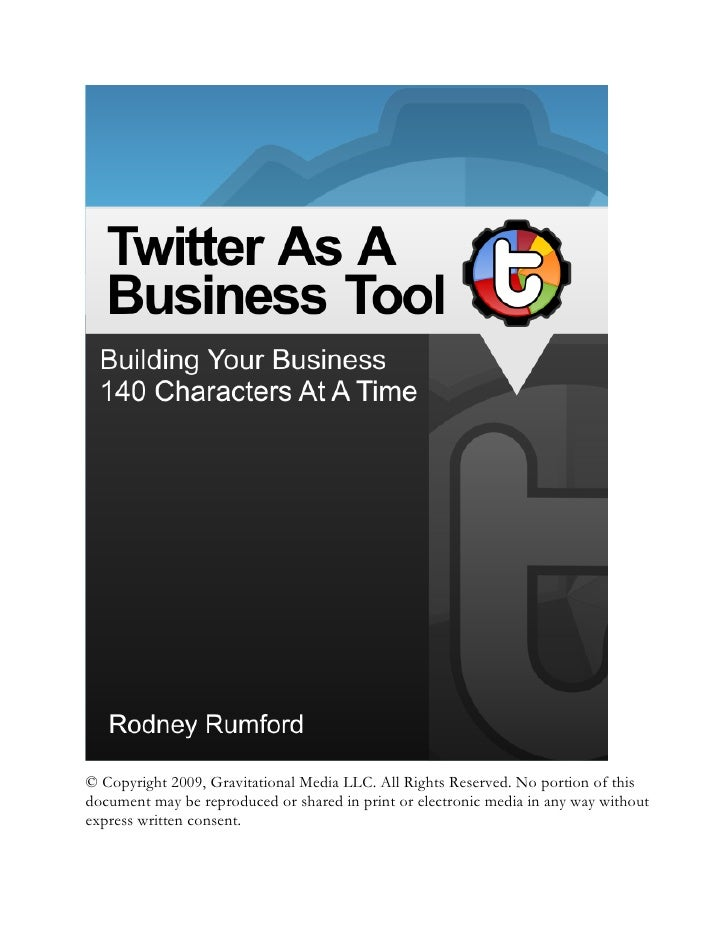 Twitter Book Free Chapter