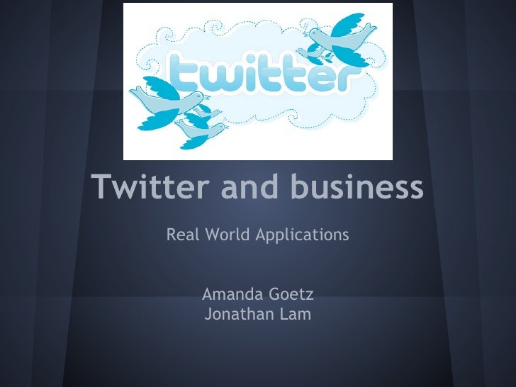 Twitter business[1]