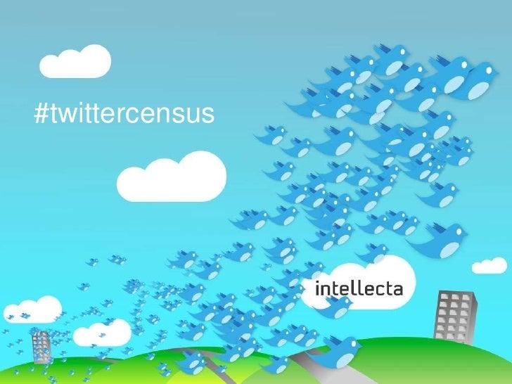 #twittercensus<br />
