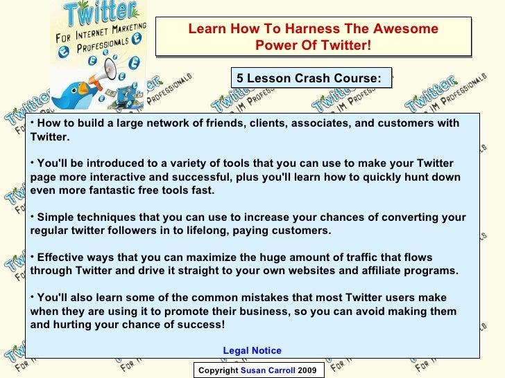 Twittercrashcourse