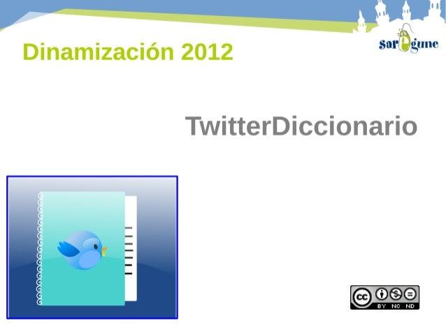 """Twitter  En inglés """"gorjeo"""", website de microblogging en el que las personas usuarias participan y comparten temas de su i..."""