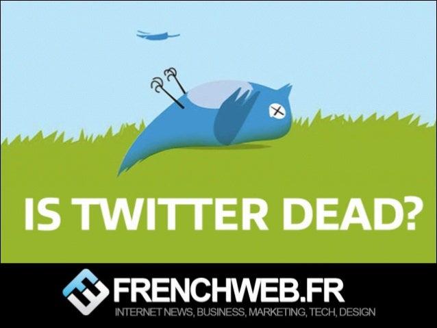 Is Twitter dead ? - Avril 2014