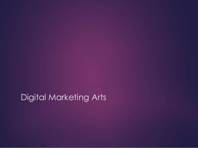 Digital Marketing Arts
