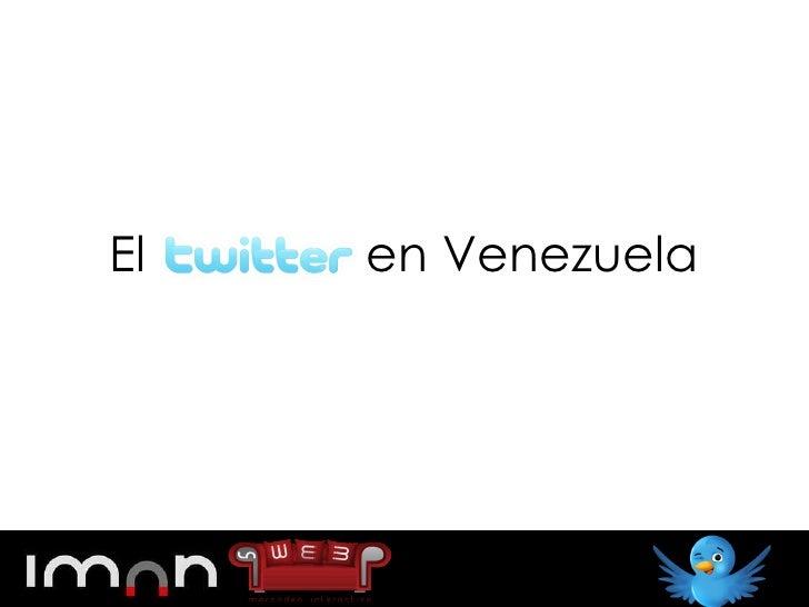 El  en Venezuela