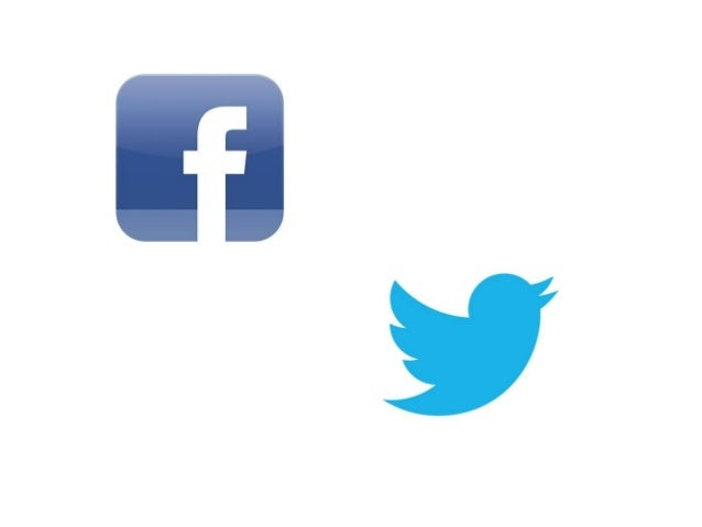 Twitter+facebook
