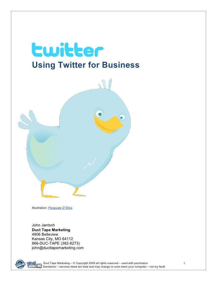 Twitterfor business